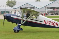 N5730H @ EGBK - At 2011 LAA Rally - by Terry Fletcher