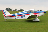G-CGMH @ EGBK - At 2011 LAA Rally - by Terry Fletcher