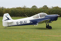 G-BIJU @ EGBK - At 2011 LAA Rally at Sywell - by Terry Fletcher