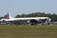 N836D @ LAL - Eastern DC-7B - by Florida Metal