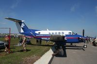 N996LM @ LAL - Beech 200