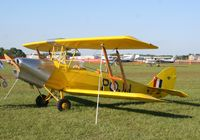 N1039W @ LAL - Tiger Moth replica - by Florida Metal