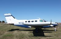 N17JE @ KGBG - Cessna 401A
