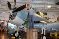 06508 @ NPA - Douglas SBD-3 Dauntless at the National Naval Aviation Museum, Pensacola, FL - by scotch-canadian
