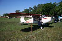 N1657V @ LAL - Cessna 140