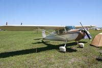 N2342V @ LAL - Cessna 140