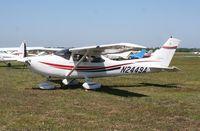 N2449A @ LAL - Cessna 182S