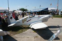 N4453T @ LAL - Midget Mustang