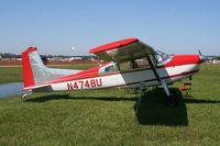 N4748U @ LAL - Cessna 180