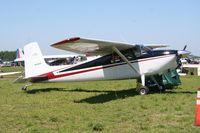 N6489X @ LAL - Cessna 180D