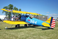 N725FR @ OSH - At 2011 Oshkosh - by Terry Fletcher