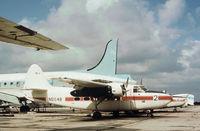 N51948 @ KFLL - Former Belgian Air Force Pembroke C.51 as seen at Fort Lauderdale in November 1979. - by Peter Nicholson
