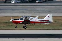 AS0023 @ LMML - Take off Runway 31 - by Julian Chetcuti