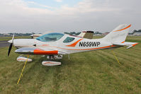 N659WP @ FLD - At Fond Du Lac WI - during 2011 Oshkosh week
