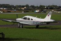 D-ECUS @ EDKB - Untitled, Piper PA-28R-200 Cherokee Arrow II, CN: 28R-7435118 - by Air-Micha