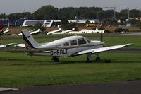 D-EDLT @ EDKB - Untitled, Piper PA-28R-201 Cherokee Arrow, CN: 28R-7837093 - by Air-Micha