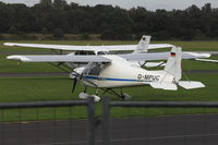 D-MPUC @ EDKB - Untitled, Ikarus C-42 Cyclone - by Air-Micha