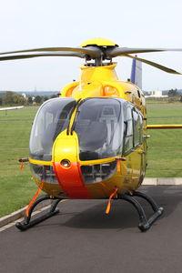D-HEUR @ EDKB - ADAC Luftrettung, Eurocopter EC-135 T2, CN: 0042 - by Air-Micha