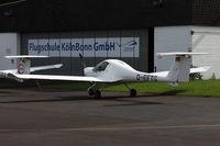 D-EFTG @ EDKB - Flugschule Köln Bonn GmbH, Diamond DA20-A1 Katana, CN: 10178 - by Air-Micha