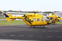 D-HTIB @ EDKB - ADAC Luftrettung, Eurocopter BK-117, CN: 7022 - by Air-Micha