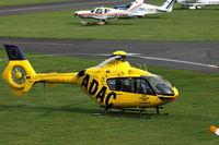 D-HRET @ EDKB - ADAC Luftrettung, Eurocopter EC-135 P1, CN: 0045 - by Air-Micha