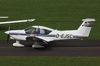 D-EJSC @ EDKB - Untitled, Robin R.3000/160, CN: 0171 - by Air-Micha