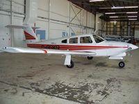 C-GGKQ - 1984 Piper PA-28RT-201T - by Fujiro K. Grana