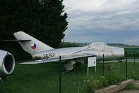 3652 @ LZNI - Nitra Janikovce Airport - Slovakia (Slovak Republik) SK - by Attila Groszvald-Groszi