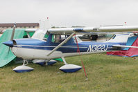 N3122J @ OSH - Aircraft in the camping areas at 2011 Oshkosh