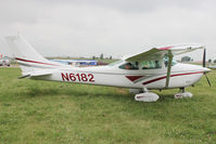 N6182 @ OSH - Aircraft in the camping areas at 2011 Oshkosh