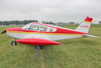 C-FZPX @ OSH - Aircraft in the camping areas at 2011 Oshkosh
