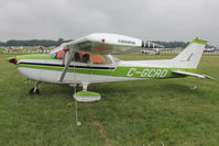 C-GCRO @ OSH - Aircraft in the camping areas at 2011 Oshkosh