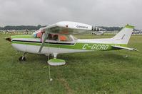C-GCRO @ OSH - Aircraft in the camping areas at 2011 Oshkosh