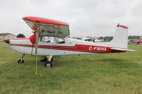 C-FWHX @ OSH - Aircraft in the camping areas at 2011 Oshkosh - by Terry Fletcher