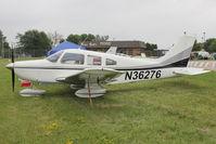 N36276 @ OSH - Aircraft in the camping areas at 2011 Oshkosh