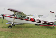 N93267 @ OSH - Aircraft in the camping areas at 2011 Oshkosh