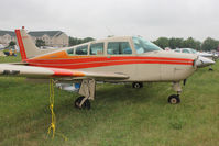 N6637Z @ OSH - Aircraft in the camping areas at 2011 Oshkosh