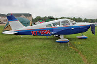 N7789N @ OSH - Aircraft in the camping areas at 2011 Oshkosh