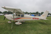 N7911X @ OSH - Aircraft in the camping areas at 2011 Oshkosh