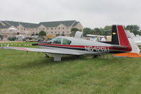 N6426U @ OSH - Aircraft in the camping areas at 2011 Oshkosh