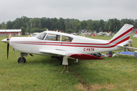C-FKTR @ OSH - Aircraft in the camping areas at 2011 Oshkosh