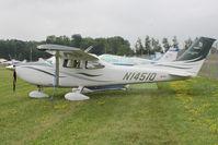 N14510 @ OSH - Aircraft in the camping areas at 2011 Oshkosh