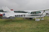 N55473 @ OSH - Aircraft in the camping areas at 2011 Oshkosh