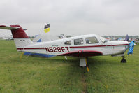 N528FT @ OSH - Aircraft in the camping areas at 2011 Oshkosh