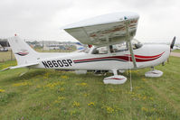 N860SP @ OSH - Aircraft in the camping areas at 2011 Oshkosh