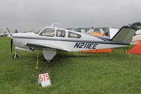 N211EE @ OSH - Aircraft in the camping areas at 2011 Oshkosh