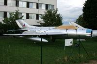 1048 @ LZNI - Nitra Janikovce Airport - Slovakia (Slovak Republik) SK - by Attila Groszvald-Groszi