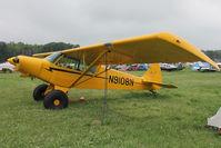 N9108N @ OSH - Aircraft in the camping areas at 2011 Oshkosh