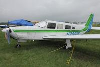 N38818 @ OSH - Aircraft in the camping areas at 2011 Oshkosh