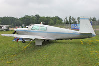 N6980V @ OSH - Aircraft in the camping areas at 2011 Oshkosh